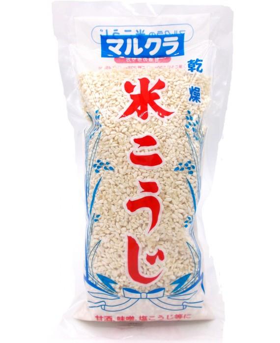 マルクラ 国産 乾燥白米こうじ - 500g