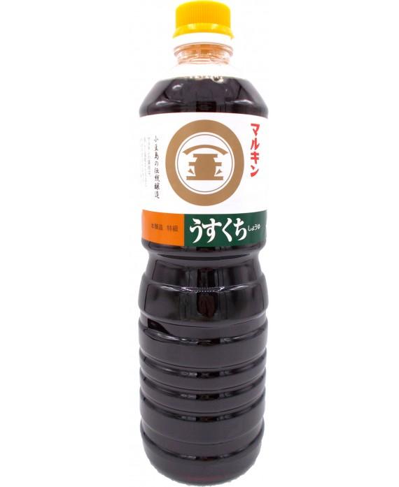 盛田 マルキン うすくちしょうゆ - 1L
