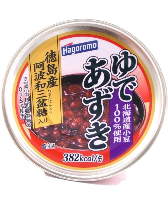 Haricots rouges azuki - 165g