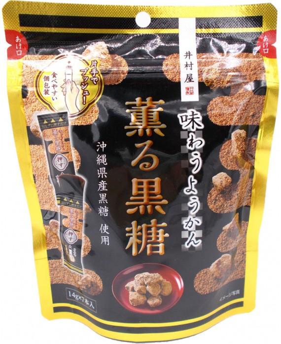 Brown sugar yokan - 7x 14g