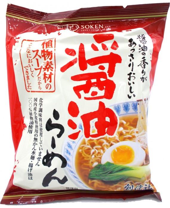 Instant ramen - soy sauce