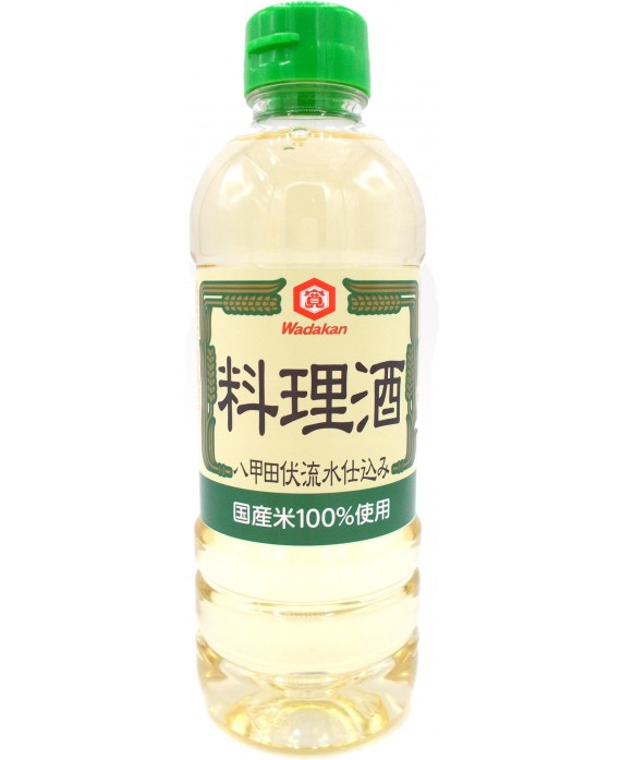 ワダカン 八甲田伏流水料理酒 - 500ml