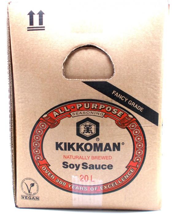 キッコーマン しょうゆ 上級 - 20L