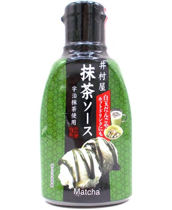 Green tea dessert sauce - 220g