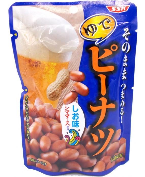 Cacahuètes bouillies &...