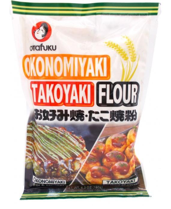 Okonomiyaki & Takoyaki...