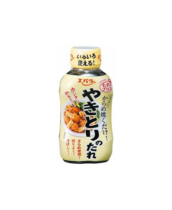 Sauce yakitori pour brochettes de poulet