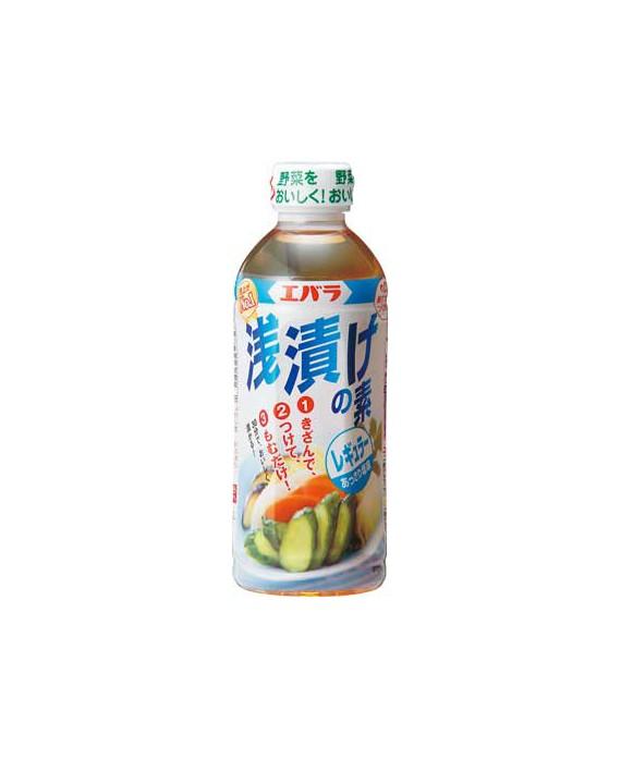 Sauce pour légumes marinés façon asazuke