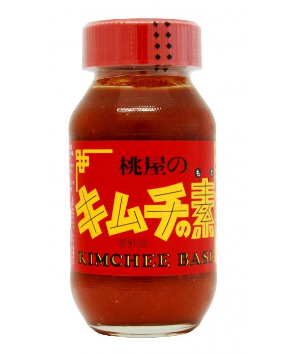Base épicée pour préparation kimuchi