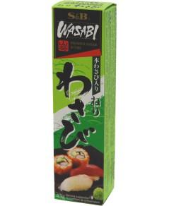 Pâte de wasabi en tube 43g
