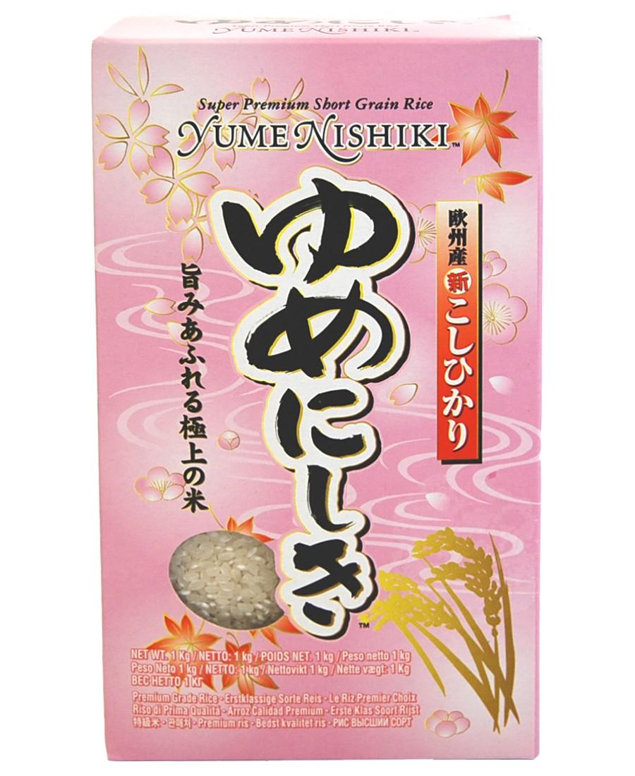 Riz Yumenishiki - 1KG