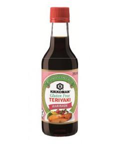 Sauce teriyaki sans gluten