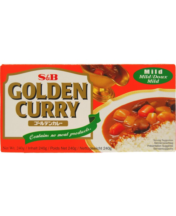 Golden curry doux