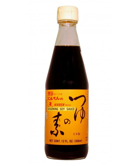Base de bouillon tsuyu au soja