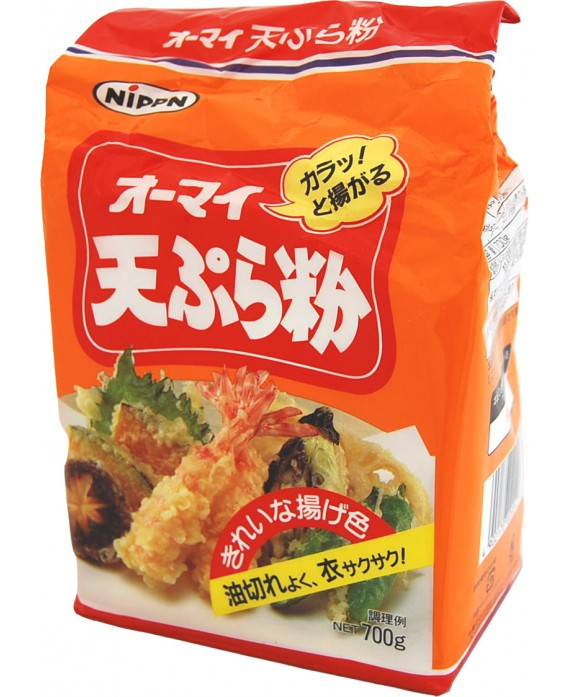 Farine préparation pâte à tempura 2