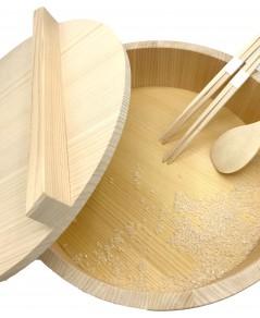 Plat riz à sushi hangiri