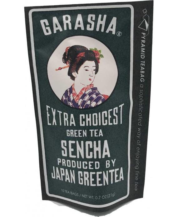 "Thé vert Garasha sencha"""