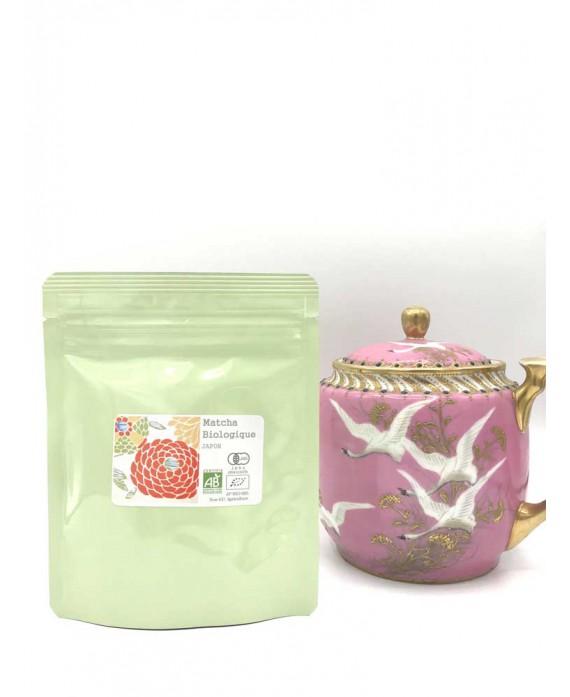 """Thé vert japonais Yuki Matcha"""""""