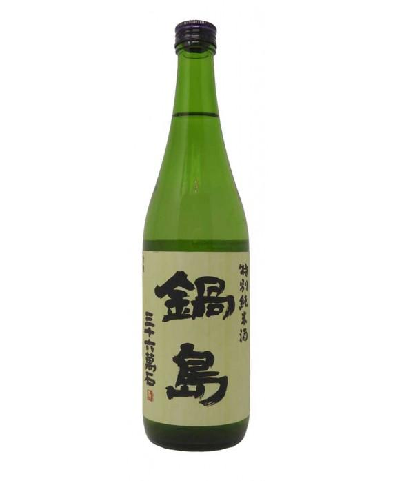 "Saké Nabeshima"" Tokubetsu Junmai - 720ml"""