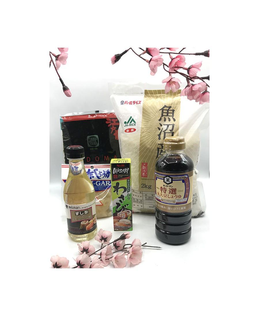 お寿司 基本キット - 2kg