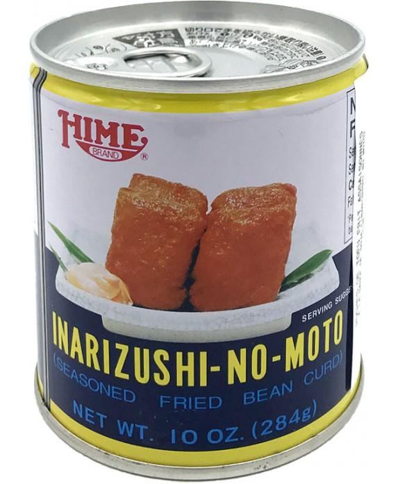 Inarizushi poches de tofu...