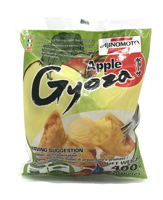 Sweet Gyoza with apples - 20P