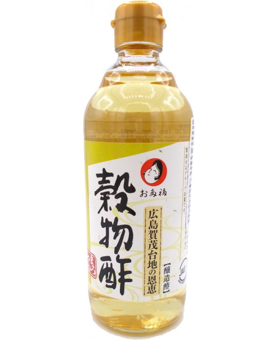 Vinaigre de céréales Kokumotsu Otafuku