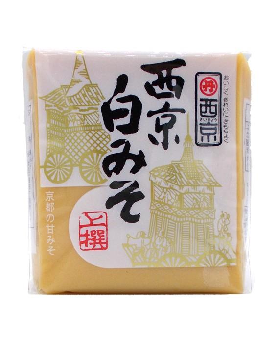 White miso paste Saikyo