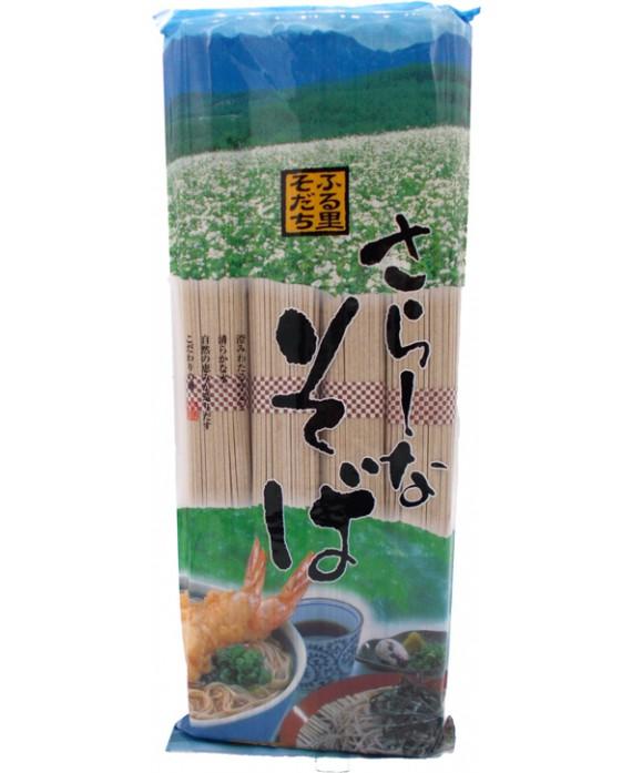 Soba noodles Furusatosodachi