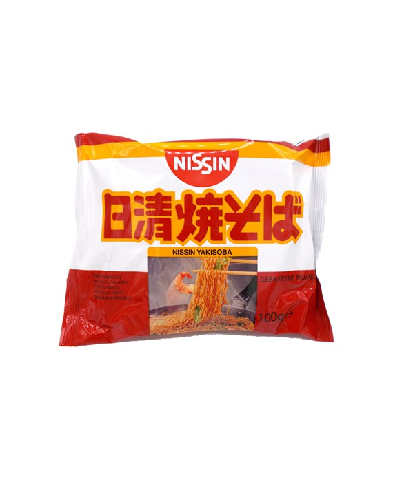 Instant yakisoba Nissin