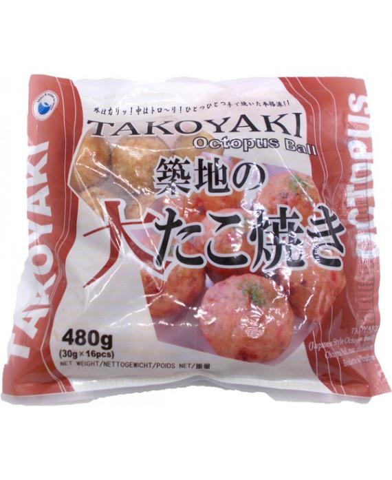 Frozen Takoyaki 16 pcs
