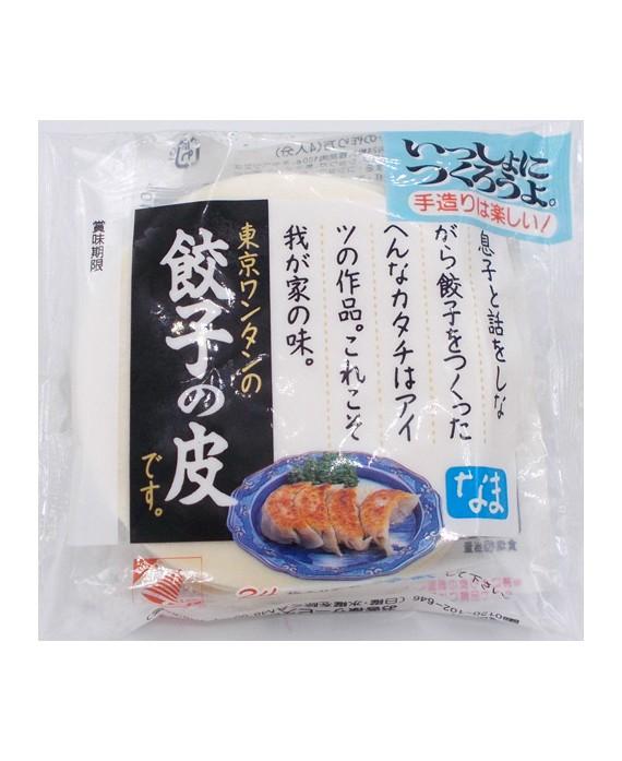 東京ワンタン 餃子の皮 8.5cm - 140g (24枚)