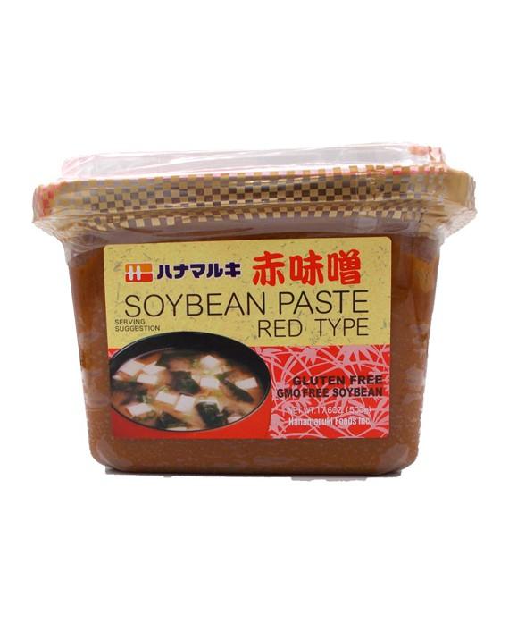 ハナマルキ 赤味噌 - 500g