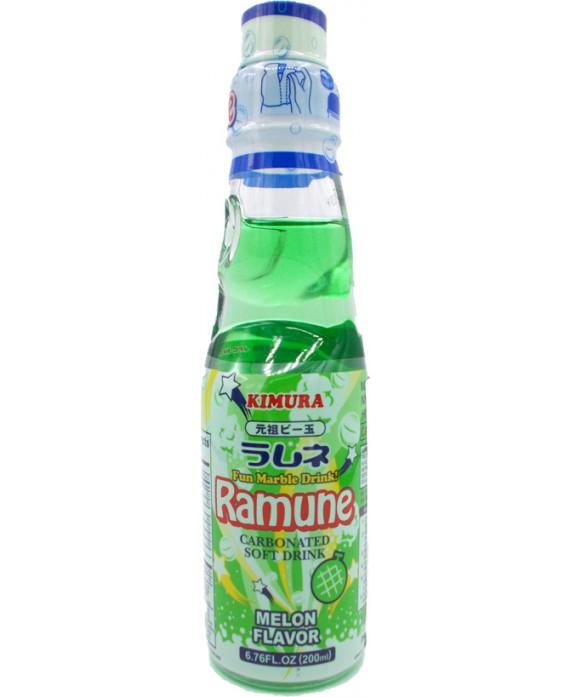 Soda Ramune au melon