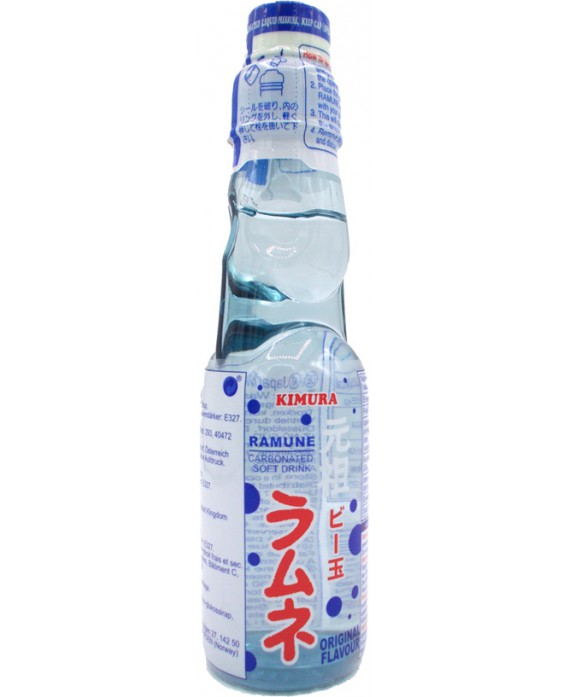 キムラ 元祖ラムネ - 200ml