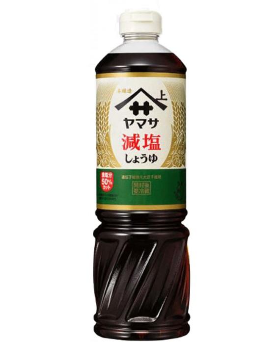 ヤマサ 減塩しょうゆ - 1L