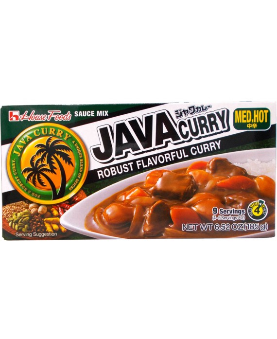 Curry Java épicé