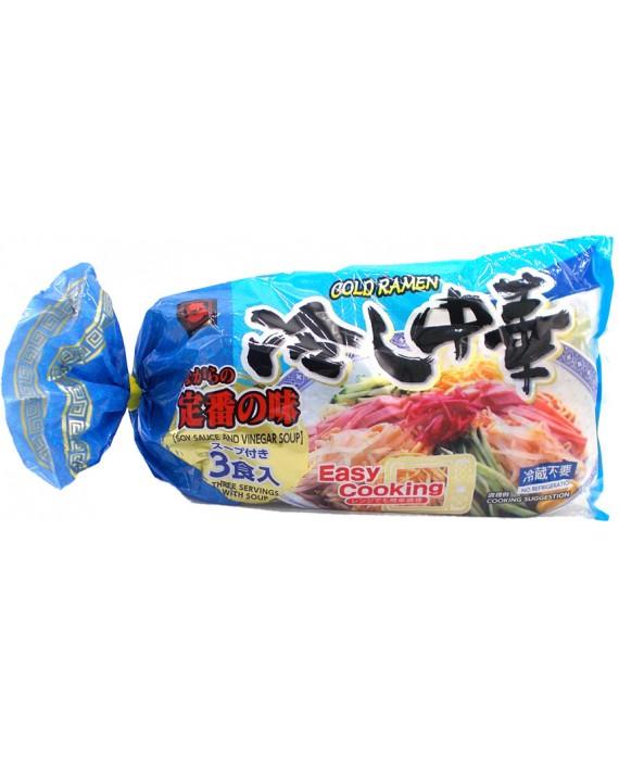 Hiyashi Chuka ramen noodles