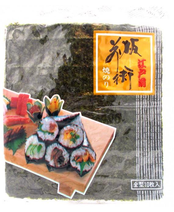 Nori seaweet sheets x10