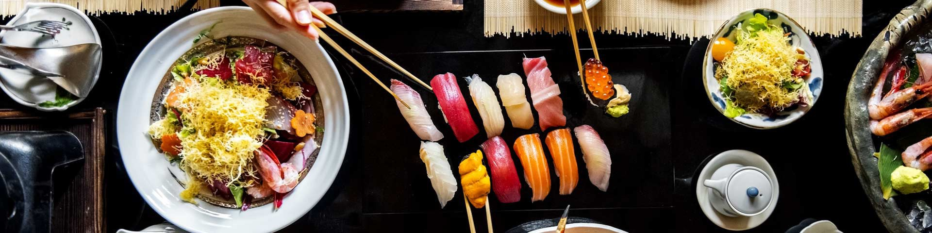 JAPANESE COOKING| MAKE EASILY YOUR OWN FRESH SUSHI AT HOME
