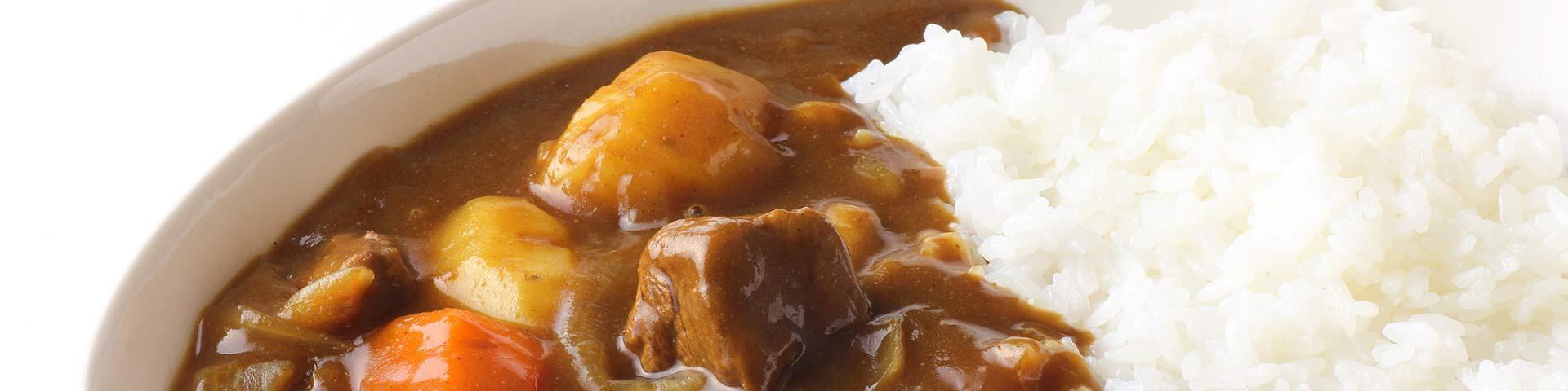 日本食品|カレー