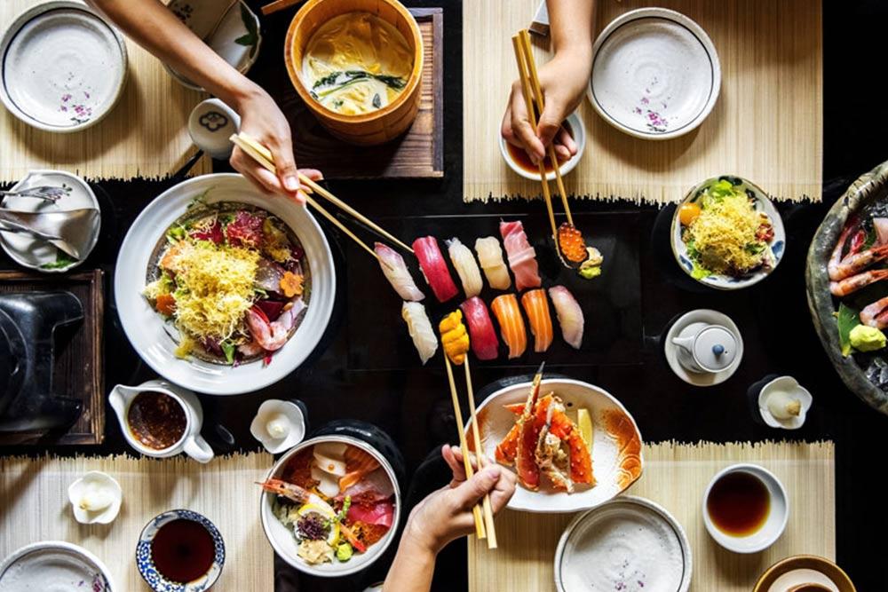 Recette sushi party