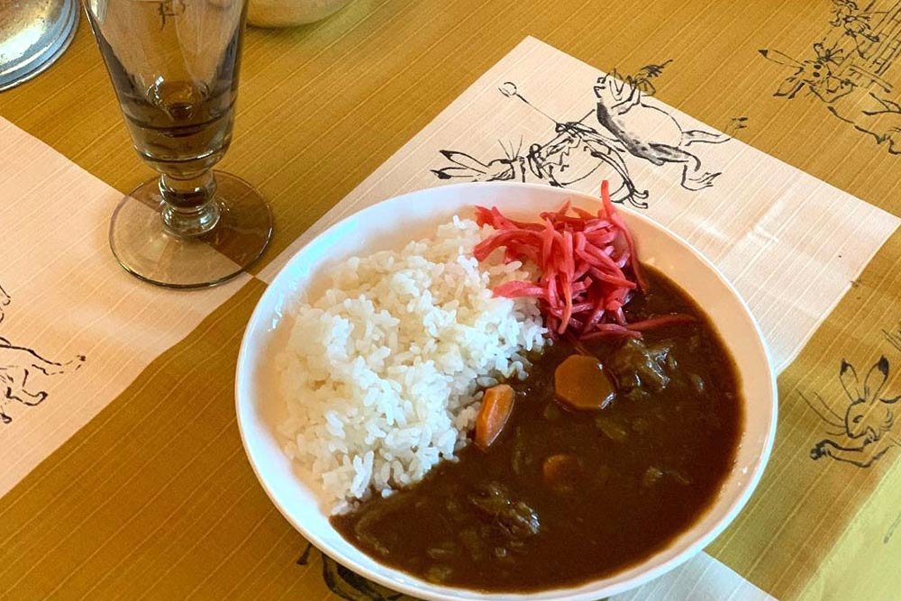 Recette du curry japonais | kare